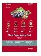 CANON Photo Paper Variety Pack A4 & 10 x (0775B079)
