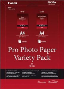 CANON Pro Photo Paper Variety Pack A4 VP (6211B020)