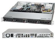 SUPERMICRO 4-Core, Embedded Server, (SYS-5018A-MLHN4)