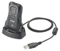 Zebra Single Slot USB Charging Cradle - Ladestativ for strekkodeskanner - for CS3000 Series CS3000