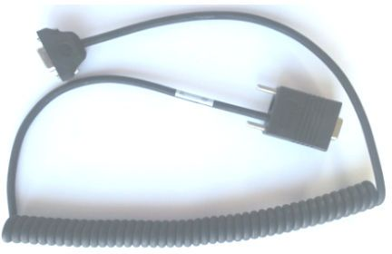 ZEBRA Cable Ass Rs-232 9-Pin Femail 6Ft Coiled (CBL-58918-03)