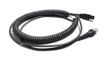 CODE 14' Coiled USB Cable (CRA-C514)