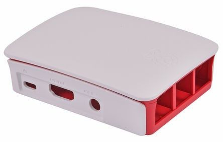 RASPBERRY PI Pi Official Case Red/White (RASPBERRY-PI3-CASE)