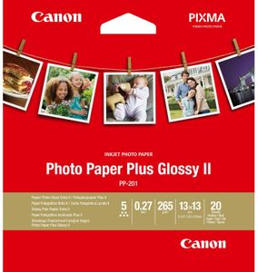 CANON 13x13 PP-201 Photo Paper Plus II 275g (20) (2311B060)