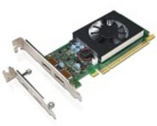 LENOVO GeForce GT730 2GB DUAL DP AND LP GRAPHICS CARD