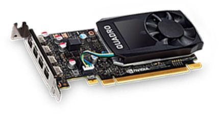 LENOVO TS NVIDIA QUADRO P600 GAPHICS CARD WITH LP BRACKET     IN PERP (4X60N86658)
