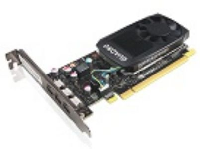 LENOVO TS NVIDIA QUADRO P400 GRAPHICS CARD WITH HP BRACKET    IN PERP (4X60N86657)