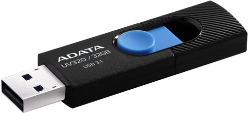 A-DATA ADATA UV320 32GB Black/ Blue USB3.1 (AUV320-32G-RBKBL)
