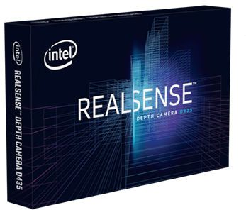 INTEL RealSense Depth Camera D435 (82635AWGDVKPRQ)