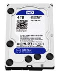 WESTERN DIGITAL HDD Desk Blue 4TB 3.5 SATA 64Gbs 3.5MB (WD40EZRZ)