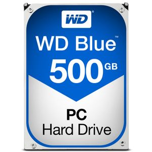 WESTERN DIGITAL WD Blue 500GB SATA 6Gb/s 7200rpm/ 32MB (WD5000AZLX)