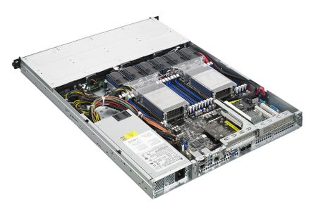 ASUS RS500-E8-PS4 V2 (ASMB8-IKVM) RACKSERVER 1U / 2 CPU            IN BARE (90SV03MA-M01CE0)
