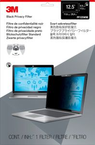 3M Privacy filter 12.5'' Touch Laptop |294 x 175mm| (98044064362)