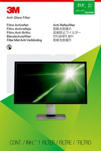 3M skærmfilter Anti-Glare til desktop 21,5 widescreen (7100029120)