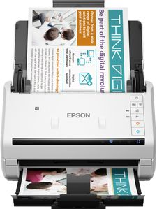EPSON WORKFORCE DS-570W .                                IN PERP (B11B228401)