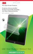 """3M Anti-Glare skjermbeskytter til Apple iPad mini 1/2/3/4 - Skjermbeskyttelse - 7.9"""" - blank - for Apple iPad mini; iPad mini 2; 3; 4 (AFTAP002)"""