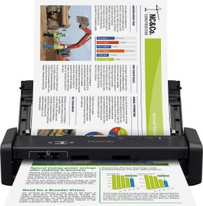 EPSON WORKFORCE DS-360W DOCUMENT SCANNER                 IN PERP (B11B242401)