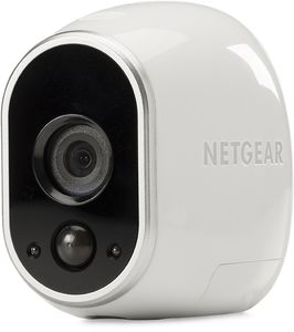 ARLO VMC3030-100EU Smart Home Additional-HD-Security-Camera - wireless, Indoor/ Outdoor,  motion sensor, night vision - white (VMC3030-100EUS)