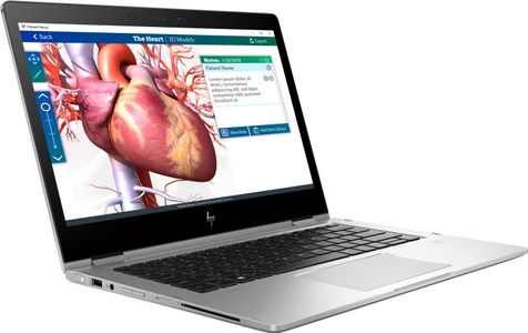HP Elitebook x360 G1 i5 13.3 FHD Touch (Z2W66EA#AK8)