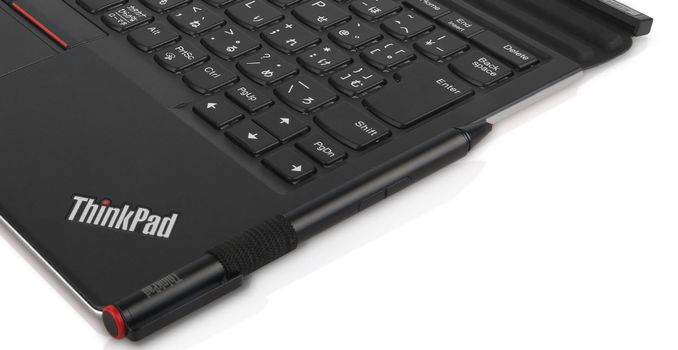 Lenovo ThinkPad X1 Tablet Thin Keyboard gen 2 Tastatur Svart