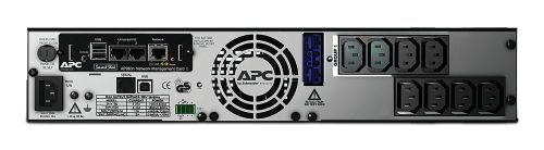 APC Smart-UPS X 750VA Rack/ TowerR LCD 230V with Networking Card (SMX750INC)