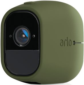 ARLO Pro / Pro2 silicone covers 3-pack 2x Green 1x Karmouflage suitable for Go wireless cameras (VMA4200-10000S)