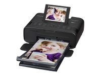 CANON SELPHY CP1300 BLACK PHOTOPRINTER                     IN INKJ (2234C002)