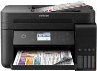 EPSON Ecotank ET-3750 Inkjet, Print/ Copy/ Scan,  WiFi/ USB/ Ethernet,  15ppm Inkjet, Print/ Copy/ Scan,  WiFi/ (C11CG20401)