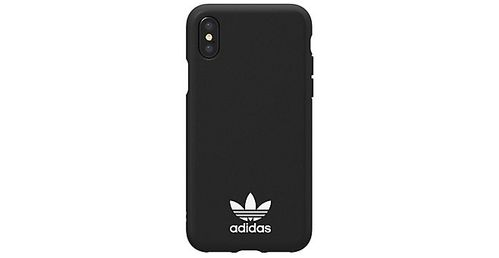 ADIDAS Originals Moulded iPhone X Back Cover Zwart/Wit (29191)