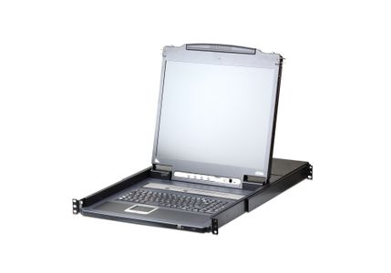 "ATEN 16-Port 19"" LCD KVM Over IP (CL5716IN-ATA-2XK06UG)"