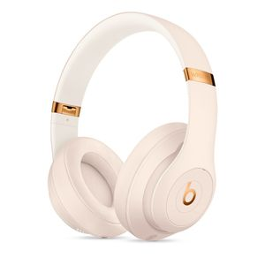 APPLE BEATS STUDIO3 WRLSS OVER-EAR HEADPHONES/ PORCELAINROSE         IN CONS (MQUG2ZM/A)