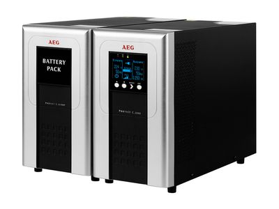 AEG UPS Protect C. Batter pack for C. 2000/3000 (6000016107)