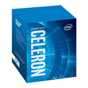 INTEL Celeron G4900 Prosessor Socket-LGA1151, 2-Core, 2-Thread, 3.1GHz, 54W, Coffee Lake, inkl. kjøler
