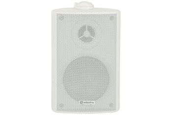 "ADASTRA BP3VW Utendørshøyttaler 30W 100V BP3V-W 100V 3"" background speaker white (952.810UK)"