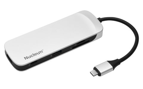 KINGSTON Nucleum 7 ports USB-C HUB (C-HUBC1-SR-EN)