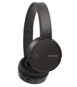 SONY Entry BT headset 20H battery Black (WHCH500B.CE7)