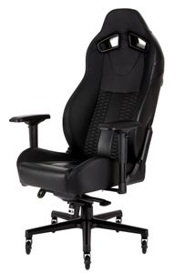 CORSAIR T2 Road Warrior Gaming Chair Black/ Black (CF-9010006-WW)