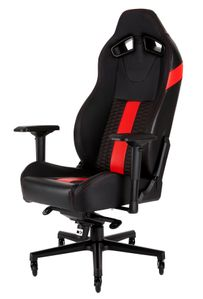 CORSAIR T2 Road Warrior Gaming Chair Black/Red (CF-9010008-WW)