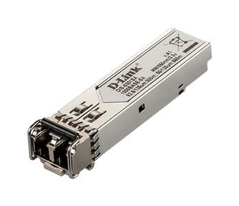 D-LINK 1-port Mini-GBIC SFP to 1000BaseSX Singel (DIS-S301SX)