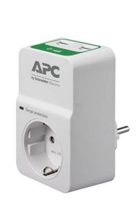 APC Essential SurgeArrest 1 Outlet 230V (PM1WU2-RS)
