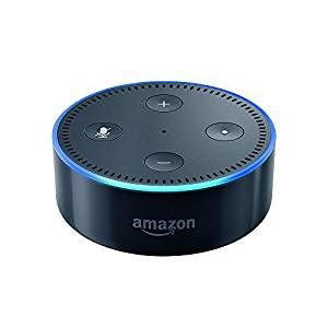 AMAZON Mediaplayer Echo Dot 2 black (B01DFKBG54)