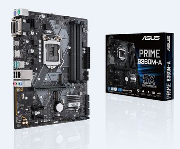 ASUS Prime B360m-A S-1151 m-ATX (90MB0WQ0-M0EAY0)