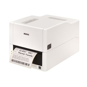 CITIZEN CL-E321 Label Printer White (LAN/ USB/ Serial/ EN Plug) (CLE321XEWXXX)