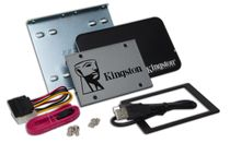 KINGSTON 480GB SSDNOW UV500 SATA3 2,5inch desktop/ notebook upgrade kit included