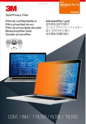 3M Gold Privacy Filter for Apple MacBook Pro 13inch 2016 model or newer (GFNAP006)