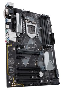 ASUS PRIME B360-PLUS/ CSM S1151V2 ATX SND+GLN+U3.1+M2 SATA6GB/S DDR4   IN CPNT (90MB0WB0-M0EAYC)
