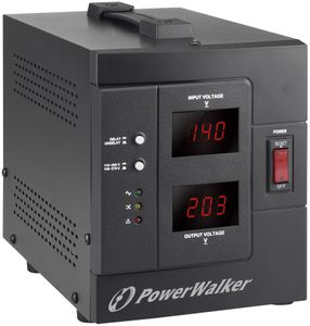 POWERWALKER AVR 1500/SIV VoltageRegulator (10120305)