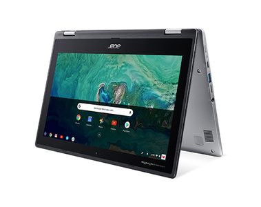 ACER CP311-1H-C6E5 N3350 11.6in HD Multi-Touch LCD 4GB RAM 32GB eMMC 802.11ac + BT BT4.2 HD Camera 3-cell Batt. Chrome OS 1YW (NX.GV4ED.016)