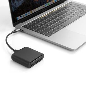 HYPER - HyperDrive USB-C Pro Card Reader (D209-BLACK)