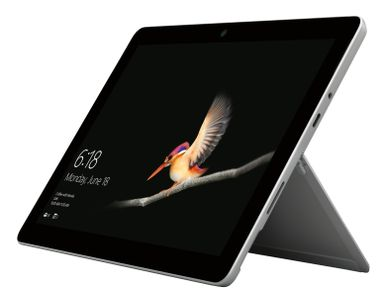 MICROSOFT MS Surface Go Y/4/64 SC DA/ FI/ NO/ SV Nordic Hdwr Commercial SILVER (ND) (JST-00005)